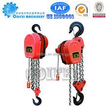 Factory Supplier 2 Tonne Chain Block