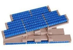 882PRR TAB-1000 LOW BACK PRESSURE CONVEYOR CHAINS ROLLER TOP CHAINS