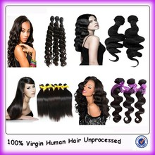 Best Price Hair Extensions Gray Human Hair, Grey Human Hair Weaving, Hand Tied Hair Extension
