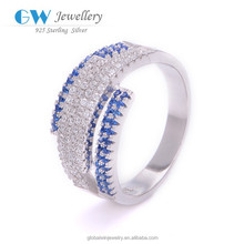Sterling Silver Jewelry Fashion Rings For Women S925 Silver Rings