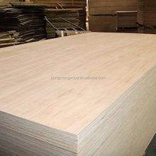 MR glue 9mm pencil cedar face plywood for furniture