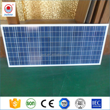 Polycrystalline Solar Panel 130w 12v Luminous Panel Solar Fabric