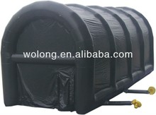 inflatable clear tent, large inflatable tent