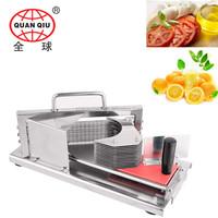 Green machine manual tomato slicer,lemon slicer,orange slicer