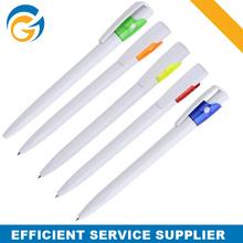White Plastic Big Size Pen