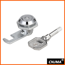 MS809-T milk box zinc alloy cylindrical key lock