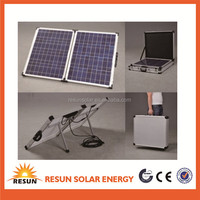 60w folding solar panel portable for camping from China