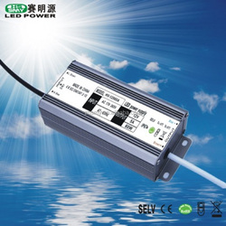 waterproof led power supply 12v 60w constant voltage led driver