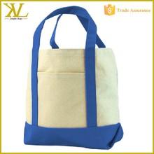OEM Production Beach Cotton Canvas Tote Bag, Tote Bag Canvas