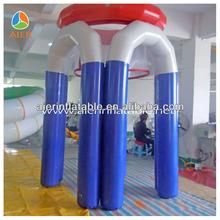 2014 inflatable basketball hoop water game