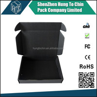 Alibaba China factory promotion wholesale custom professional plain black box