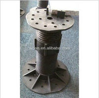 Raised Floor Plastic Adjustable Pedestal system (NEW)