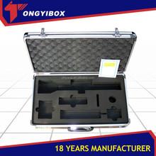 Jiangsu heavy duty black aluminum gun case