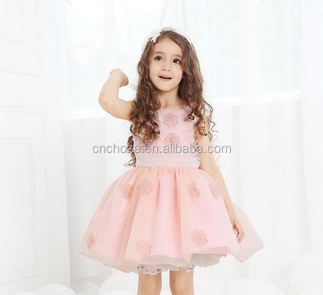 Girls Wholesale Party Dresses 10