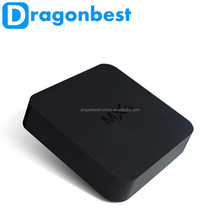 Hot Selling 4K*2K Amlogic S805 Quad Core 1G/8G Wifi Video Hd Android 4.4 Ott Tv Box Mxq S805 Black Color