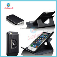 High Quality wallet stand leather case for samsung galaxy core made in china