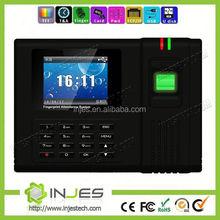 ME56 INJES 3000 User Color Display TCP/IP INJES 3000 fingerprint capacity digital wall clocks cheap price oem fingerprint reader