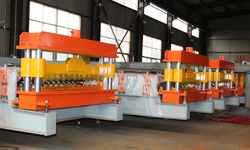 METAL ROOF AND WALL ROLL FORMING MACHINE--EUROPEN MARKET