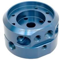 Customized cnc turning lathe processing aluminium parts