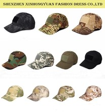 High quality different kinds of military style cap fashion mens military cap wholesale
