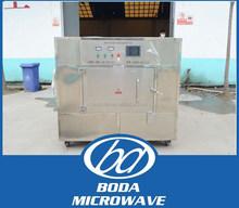 Industrial Microwave Vacuum Dryer / dehydrator machine