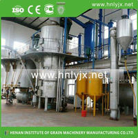 factory supply rice bran oil production line sunflower seed oil press machinery