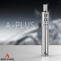 The most popular products Rofvape A Plus 3000mah 50w vapor cigarette kit exceed ego t battery 3200mah e cig