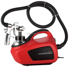 Electric HVLP paint sprayer