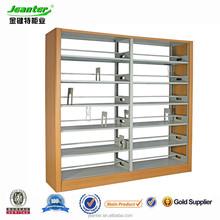 Guangzhou MDF bookshelves,steel library furniture ,book shelf ideas,heavy duty vertical bookshelf