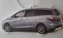 2015 NEWEST paper car air freshener,paper air freshener,paper air freshener for car