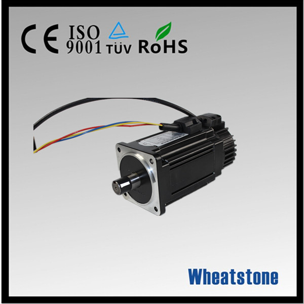 High speed waterproof brushless dc electrical motor 48v for High speed brushless dc motor