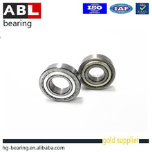 high precision low noise deep groove ball bearing 6202 for ceiling fan