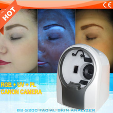 HOT ! facial skin analyzer can compare skin images by date