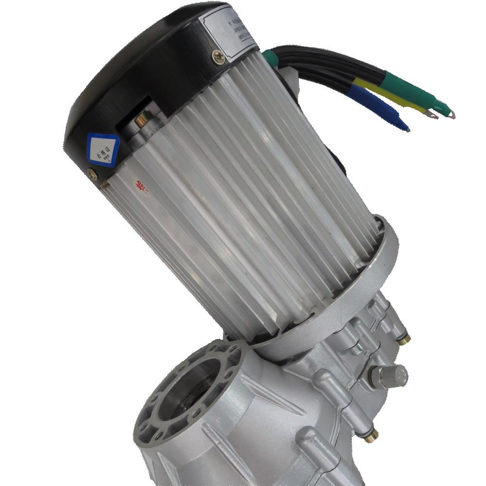 Electric Outboard Boat Motor 40hp For Electric Tricycle