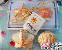 Wholesale Beautiful seas designs Salt and Pepper Shaker Wedding Favors / Mini Porcelain Gift