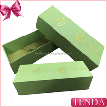 2015 most popular creative High quality rigid fruit paper packaging box