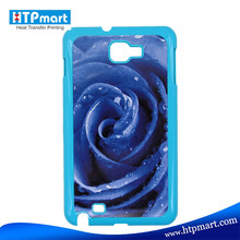 2D pc blank sublimation phone case cover for samsung galaxy note gt-n7000 i9220
