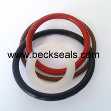 imported raw material NBR / FKM /SIL / EPDM / CR o ring seal gasket