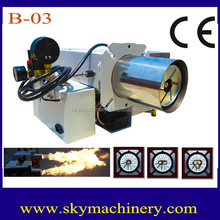 New products For different types CE approved used waste oil burner/used vegetable oil/used oil recycling engine