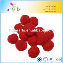 Popular metallic pompoms wholesale manufacturer