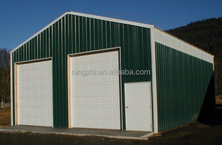 Portable metal building kits steel kits portable metal for Cheap garage packages