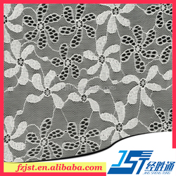 High quality african wedding raschel lace and lace fabric