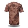 no brand monkey 3d printing t-shirt tie dye