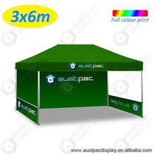 3x6m Full Colour Cutom Printed Folding Marquee,Outdoor Event Tent, Gazebos S4