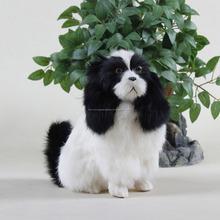 Brinquedos do cão de pelúcia brinquedos de importação da china realista