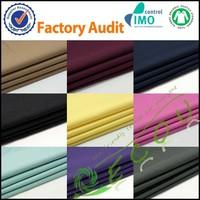 Stock 100% Cotton Twill Fabric