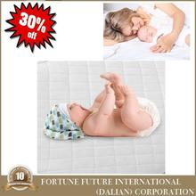 Professional removable cot bed mattress cover with high quality