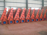 Professional seated type vibrating feeder for mine