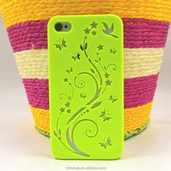 Unique Designs Beautiful Decorative Pattern phone case for Apple iPhone 4 4S,cover for iPhone 4