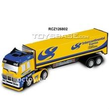 1:98 scale 5ch mini rc truck wireless controlled oil truck